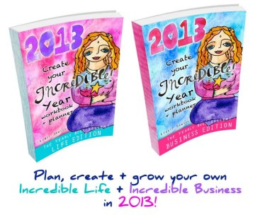 2013 Incredible Year Workbooks & Calendars