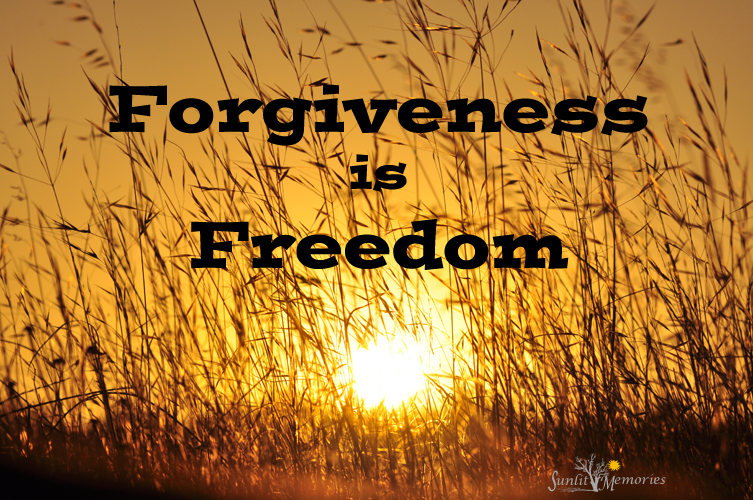 030213 Forgiveness is freedom logoon