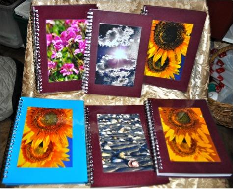 A5 notebooks 220111