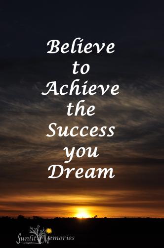 believe to achieve logon