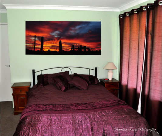 DM bedroom mock up
