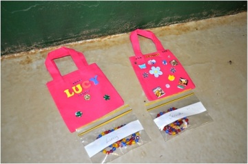 made bags