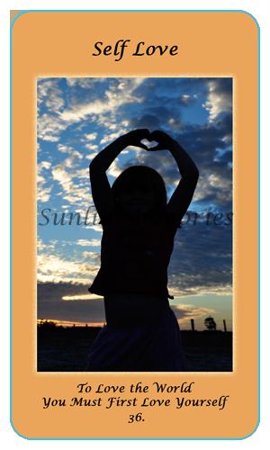 036 self love